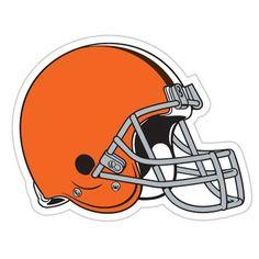 Cleveland Browns NFL Diecut Window Film