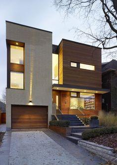 SPLIT House by Superkül Architects