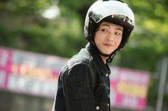 Ji Soo plays Park Shin Hye's bad boy boyfriend in new stills for Doctor Crush