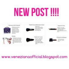 New post on www.venezianaofficial.blogspot.com #makeup #brushes #mua #blog