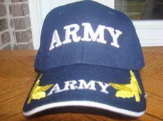 Army 6 Panel Sandwich Hat