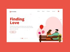 Finding Love website template designed by BdThemes. Love Website, Love Dating, Dating Apps, Finding Love, Website Template, Finding Yourself, Relationship, Graphics, Templates