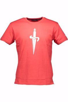 T-Shirt Uomo Cesare Paciotti (BO-CP06TS) colore Rosso