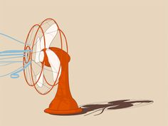 Woofy Gifs with Fluff Collective Gif Animé, Animated Gif, Summer Gif, Fan Gif, Desk Fan, Clock Art, Nature Gif, Cartoon Gifs, Web Design Trends