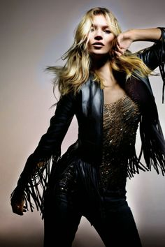 Kate Moss New TopShop Collection - Vogue UK - TheStyleDraft