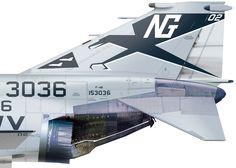F-4 VF33 | US Navy F-4 Phantom MiG Killers of the Vietnam War Page 2