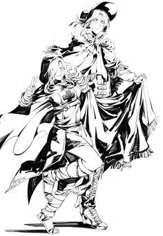 Doll x Emerald Herald - Bloodborne x Dark Souls 2