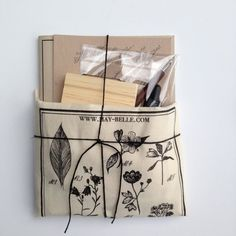 GRAB and GO calligraphy kit. SHIPS a.s.a.p. by inkandbelle on Etsy