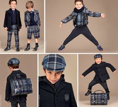 Dolce & Gabbana Back to School Automne-Hiver 2016 | MELIJOE.COM