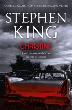 Stephen King - Christine. Een van de beste van King...