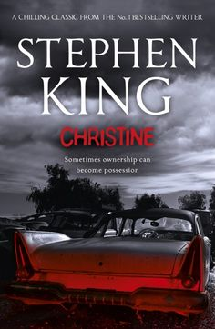 Stephen King - Christine. Een van de beste van King...