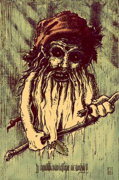 Chobold Slavic Dwarf