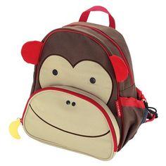 Skip Hop Zoo Pack Little Kids & Toddler Monkey Backpack Little Backpacks, Animal Backpacks, Kids Backpacks, Awesome Backpacks, Little Boy And Girl, Little Boys, Mochila Skip Hop, Skip Hop Zoo, 12 Monkeys