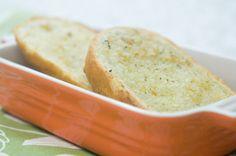 Vegan Garlic Bread  #yummy