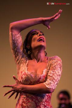 Alba Heredia en Flamenco Joven 2016