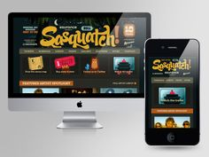 50 examples of Responsive Webdesign