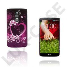 Valentine (Lilla Hjerte) LG G2 Deksel