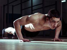 Pompki: spal tłuszcz i zbuduj mięśnie