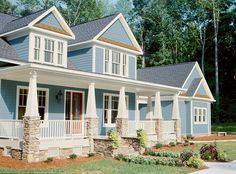 craftsman houses - Google Search