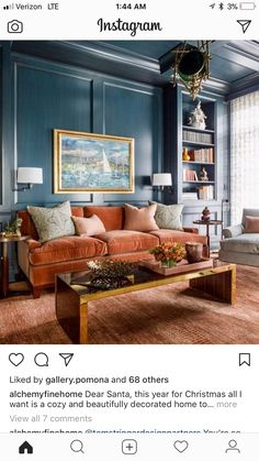 the gentleman s lounge or blue room at the g hotel galway home rh pinterest com