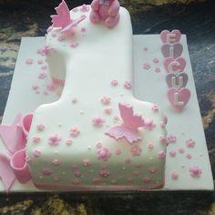 Lecker Und Suss Schone Torte Zum Ersten Geburtstag 1 Geburtstag