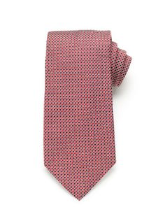 Woven Dot Tie - Red (http://noeliasanchez.jhilburn.com/products/woven_dot/red) $89