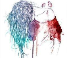 desenhos de amor tumblr - Pesquisa Google                                                                                                                                                      Mais