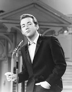 "Bobby Darin - ""Mack The Knife"" was never so good.) - The ""Bobby Darin and Friends"" TV special aired on NBC-TV. - Bobby Darin walked off the set of the ""Jackie Gleason Show"" when he was not allowed to sing ""Long Line Rider. Rock Roll, Mack The Knife, 50s Music, Bobby Darin, Sandra Dee, Jazz, Old Hollywood, Music Artists, Movie Stars"