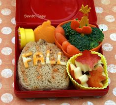 Bento-logy: It's Fall Y'All!