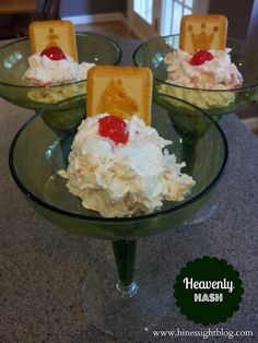 Heavenly Hash: A Simple, Everyday Dessert with COOL WHIP