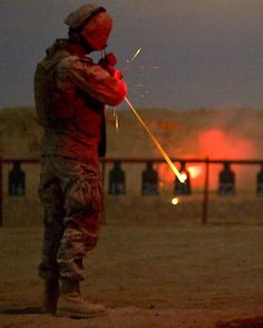 Shooting Range Looks like so much fun!