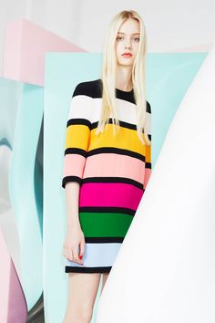 Sonia by Sonia Rykiel Resort 2014 Collection - Fashion Gone Rogue: The Latest in Editorials and Campaigns