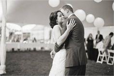 bride and groom, first dance | Hodgin Valley, Heirloom Vintage Farm Wedding | Anna Paschal Photography | Leigh Pearce Weddings, Greensboro North Carolina Wedding Planner, Stylist, Coordinator