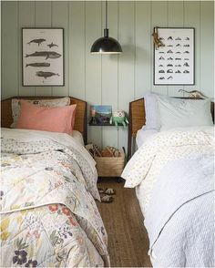 lovely details - particularly like the whale poster - the boo and the boy…