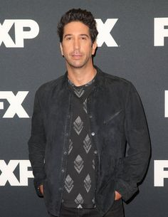 Pin for Later: 23 Stars Turning 50 This Year David Schwimmer The former Friends star hits 50 on Nov. 2.