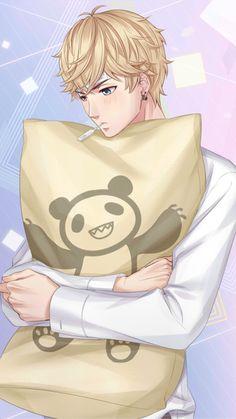 Love and Producer Anime Boys, Cool Anime Guys, Handsome Anime Guys, Chica Anime Manga, Hot Anime Boy, Manga Boy, Anime Art, Fanarts Anime, Anime Characters