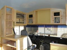 Tell us a bit about the way in which the idea to create a bus into a house on wheels came about. You should be mindful that you're residing in a bus and will want to park in weird areas sometimes. The perfect bus isn't going to amazingly appear before … Bus Camping Car, Rv Bus, Camping Diy, School Bus Tiny House, School Bus House, School Bus Conversion, Camper Conversion, Motorhome, Bus Remodel