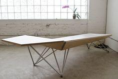orgami bench by blackLAB architects inc
