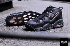 Nike Air Max Uptempo 95 – Black / Bronze | Air 23