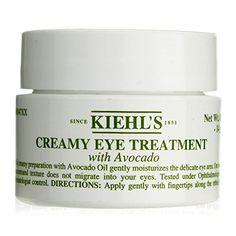 Kiehl's Creamy Eye Treatment with Avocado for Unisex, 0.5... https://www.amazon.com/dp/B000S97MAY/ref=cm_sw_r_pi_dp_x_Jd9JybRSRCTKP