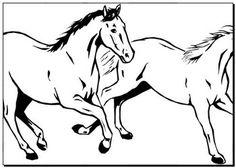 Αφίσες - εικόνα, lineart, ζώο, άλογο, άλογα u13213357 - τοιχογραφίες, φωτογραφικές εκτυπώσεις, εκτυπώσεις σε καμβά, διακοσμήσεις σε τοίχους, εκτυπώσεις αφισών - u13213357.eps