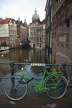 Amsterdam - Armbrug