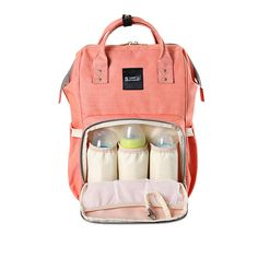 879c8810010 Sunveno brand Multi-function Large Capacity Mammy Mother Backpack Baby  Maternity Nursing Diaper Shoulder Bags