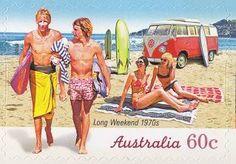 australia in the 1970s -