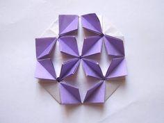 "▶ Origami ""Crowding Butterflies"" by Shuzo Fujimoto (Part 1 of 2) - YouTube"