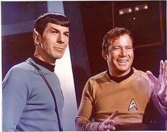 Star Trek --- Daww :')
