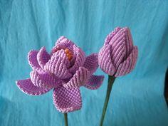 Flores #macrame