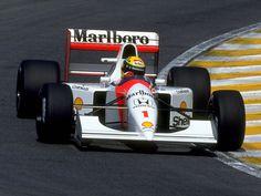 1992 McLaren-Honda MP4/7