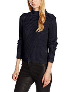 Total Eclipse, Kylie, Jumper, Size 12, Pullover, Navy, Amazon, Long Sleeve, Sweaters