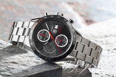 TAG Heuer Lewis Hamilton Carrera Chronograph